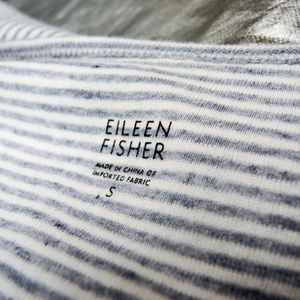 Eileen Fisher Tops - Women's tank top S by Eileen Fisher cotton striped
